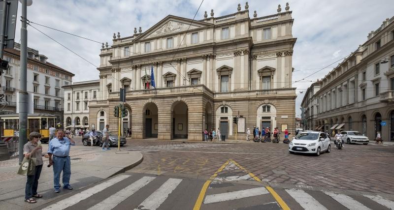 Een dagje Milaan