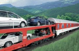 Reis comfortabel naar het Lago Maggiore met de AutoSlaap Trein