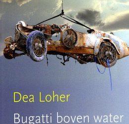 Bugatti boven water