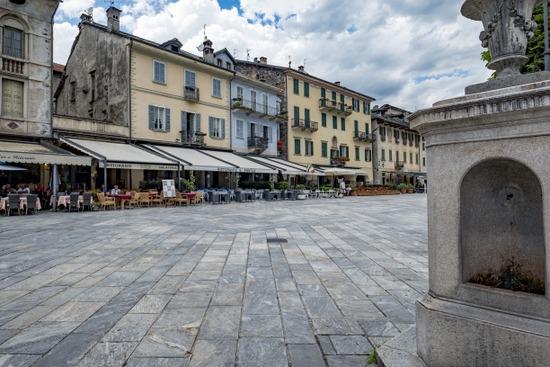 Cannobio, levendig en Italiaans…
