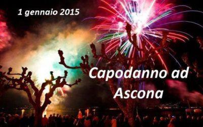 Oudjaar en nieuwjaar bij het Lago Maggiore
