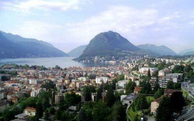 Lugano: uitstapje in Zwitserland