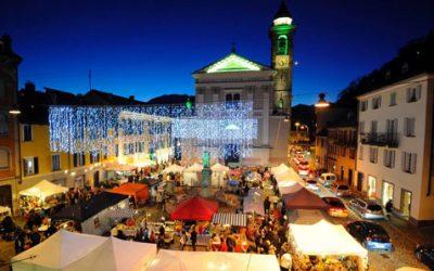 Kerst bij het Lago Maggiore