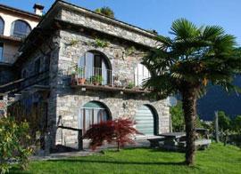 Casa Al Sasso in Losone