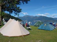 Camping Bellavista in Vira