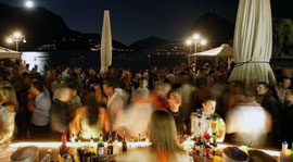 Uitgaan in Ascona