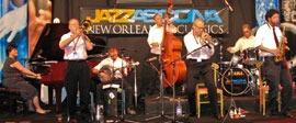 JazzAscona: tientallen concerten per dag