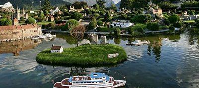 Swissminiatur: Zwitserland in het klein