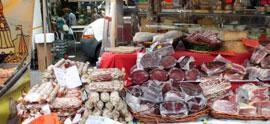 Markten bij Lago Maggiore op woensdag