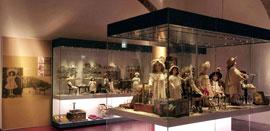 Poppen- en Speelgoedmuseum in de Rocca Borromeo