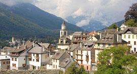 Valle Vigezzo, het Italiaanse gedeelte van 'Centovalli'