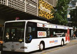 Busdiensten rond Lago Maggiore