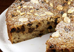 Torta di pane – het recept