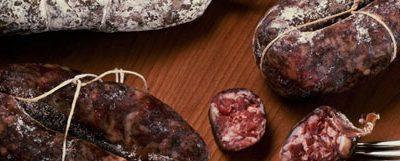 Worsten en salami