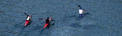 Watersporten: windsurfen, zeilen en kitesurfen
