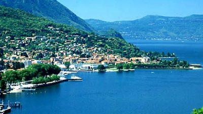 Luino, de grootste markt van Noord-Italië