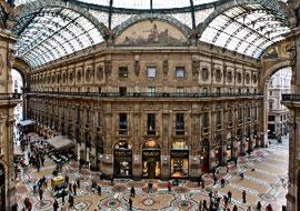 Een dagje shoppen in Milaan