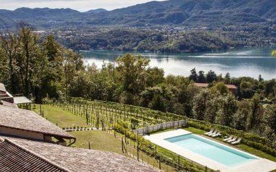 Op zoek naar een agriturismo bij Lago Maggiore?