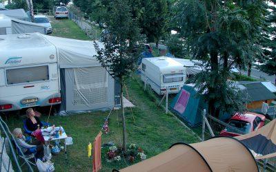 Camping La Sierra in Ghiffa