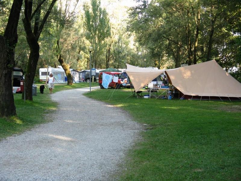 Campings in Fondotoce di Verbania