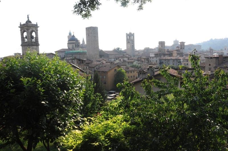 Een dagje Bergamo