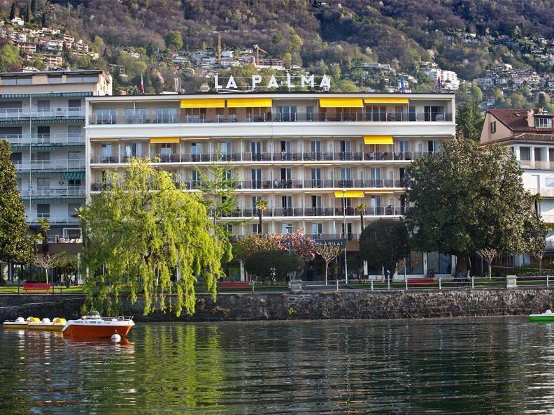 Hotels in Locarno