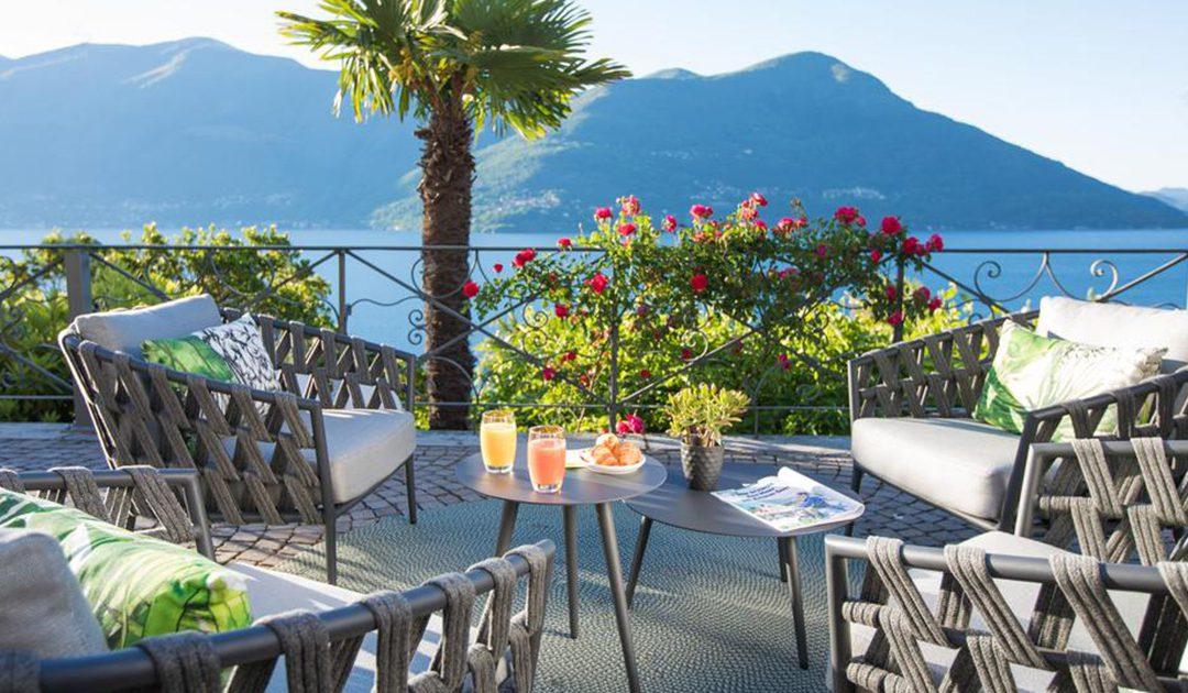 Boek een hotel bij het Lago Maggiore