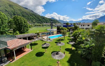 Hotels in Losone