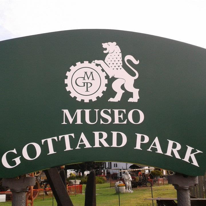 Museo Gottard Park, transportmuseum voor alle leeftijden