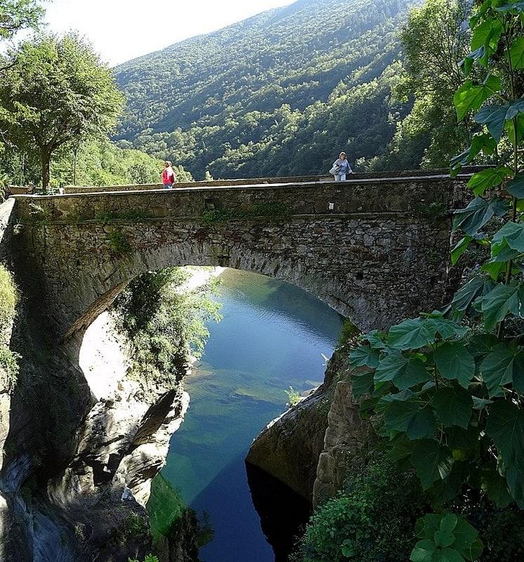 Valle Cannobina, een spectaculair smal en hoog dal