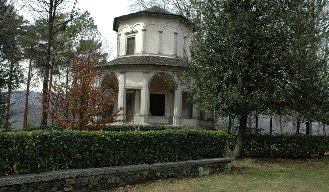 Sacro Monte di San Francesco bij Orta San Giulio