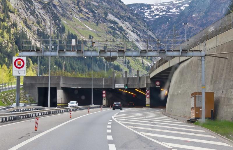 Met de auto naar Lago Maggiore