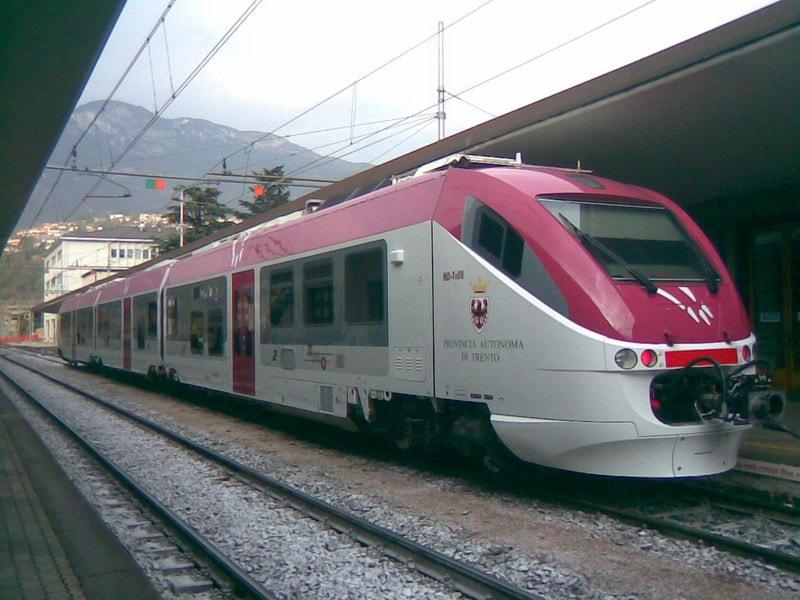 Met de trein naar Lago Maggiore