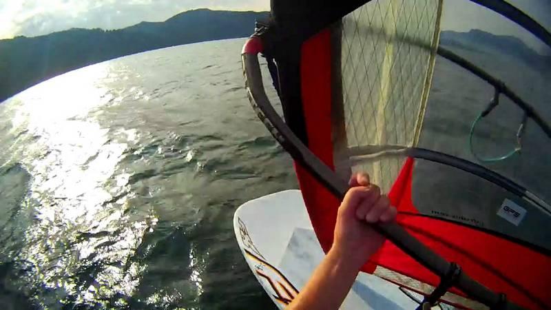 Windsurfen en kitesurfen